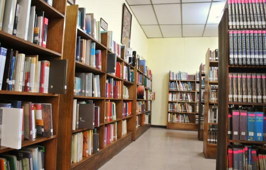 Biblioteca san miguel