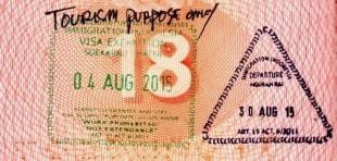 Нужна ли виза на бали