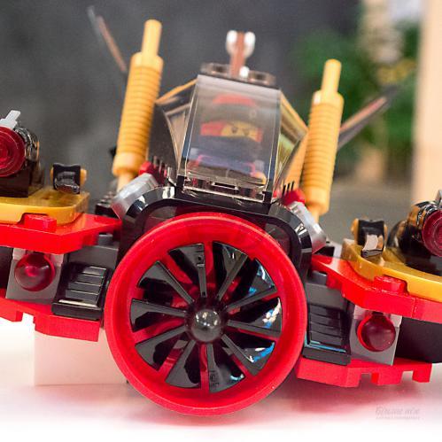 Конструктор LEGO Ninjago Крыло судьбы 70650 - фото 10