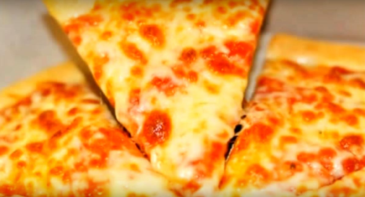 Тесто для пиццы без дрожжей мягкое