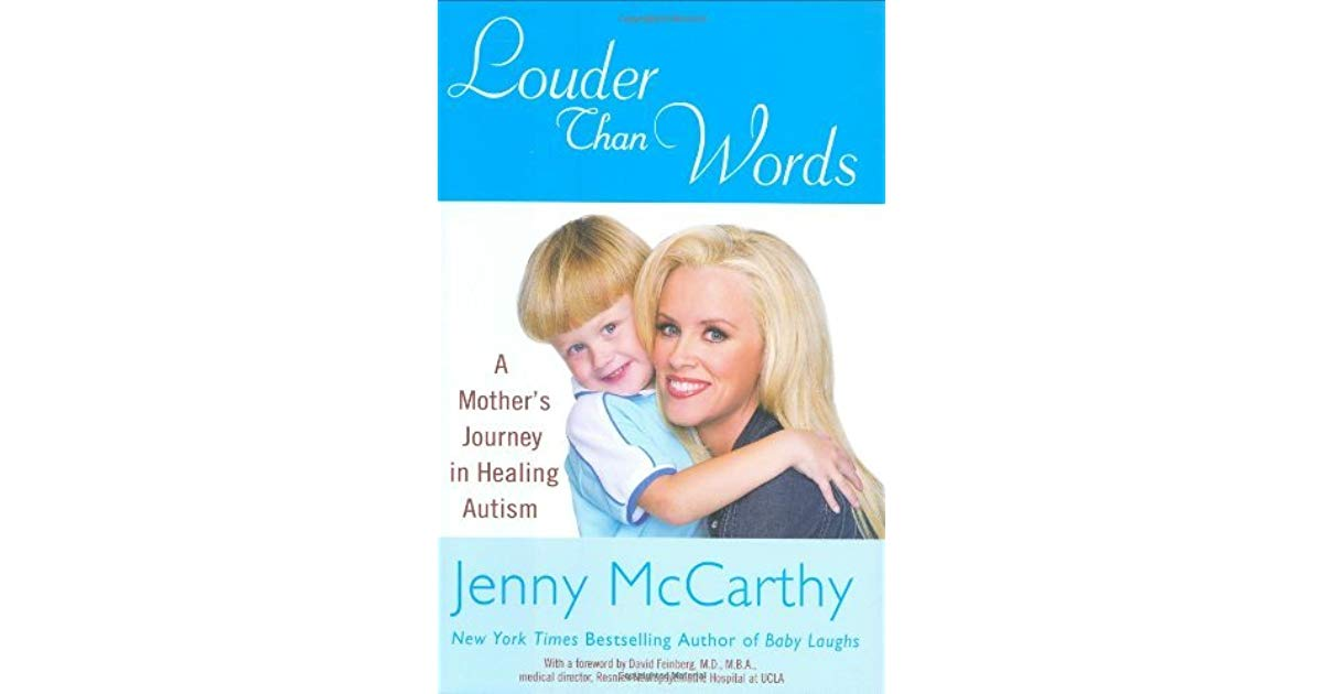 Jenny mccarthy autism book review