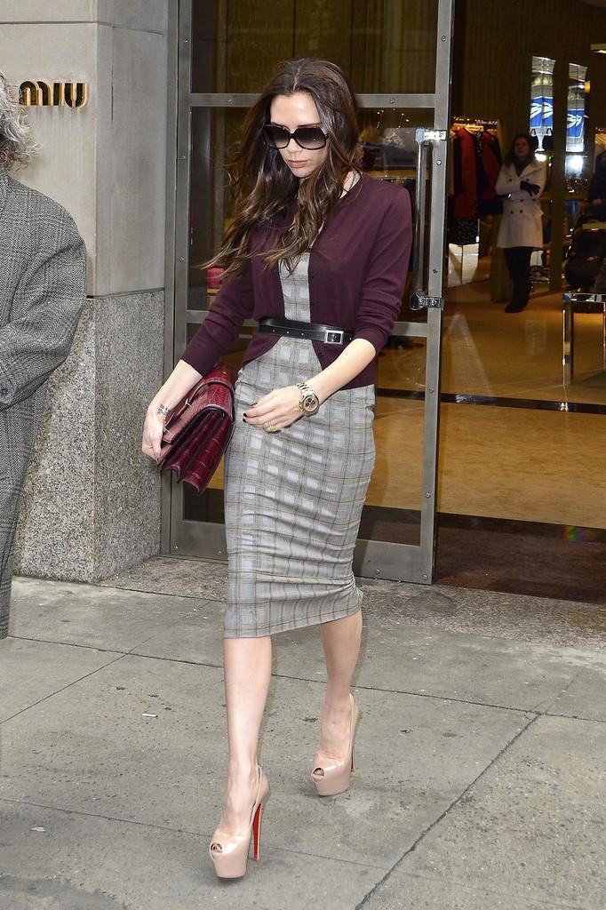 Victoria beckham cardigan