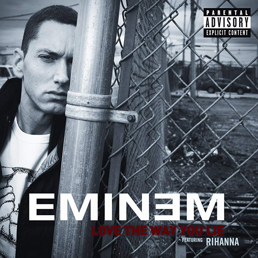 Rihanna feat eminem love the way you lie lyrics