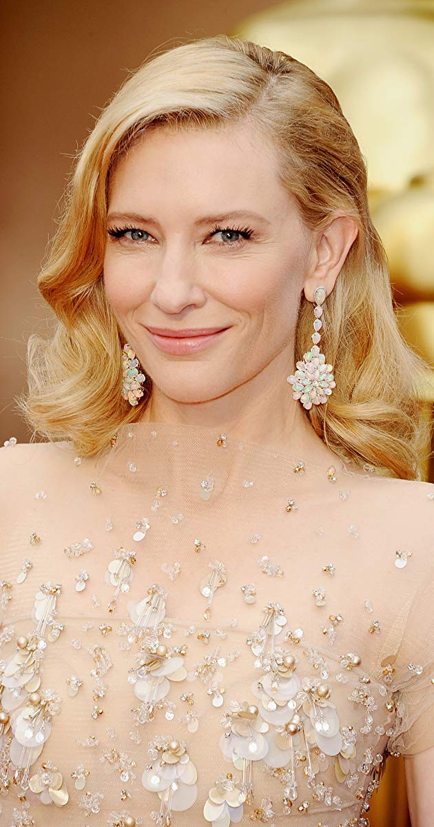 Cate blanchett movies and tv shows