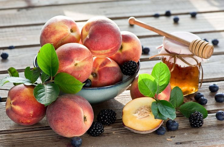 Мед фруктовый