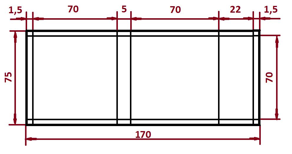 Как рассчитать расход ткани на постельное белье при ширине 150