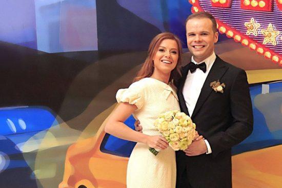 Фото Юлия Савичева с мужем