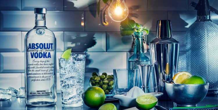 Технология изготовления водки