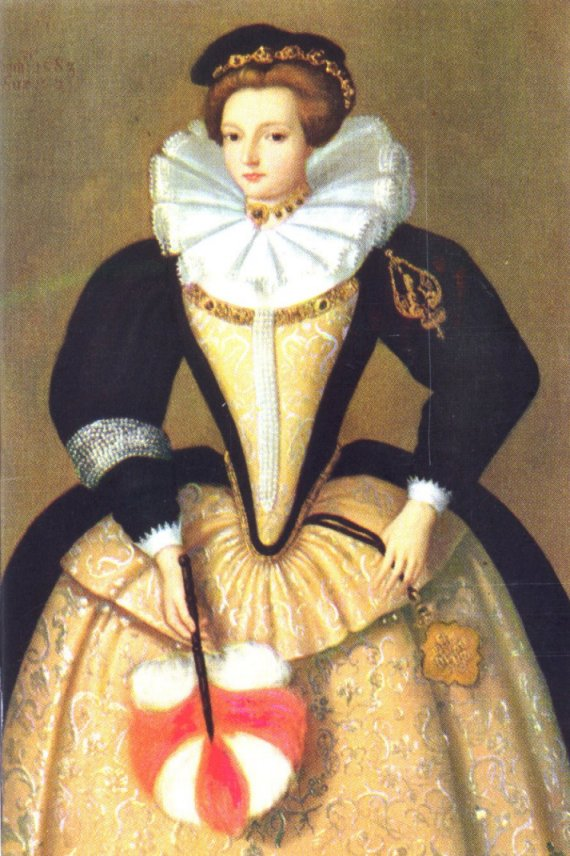 Sir francis drake's mother