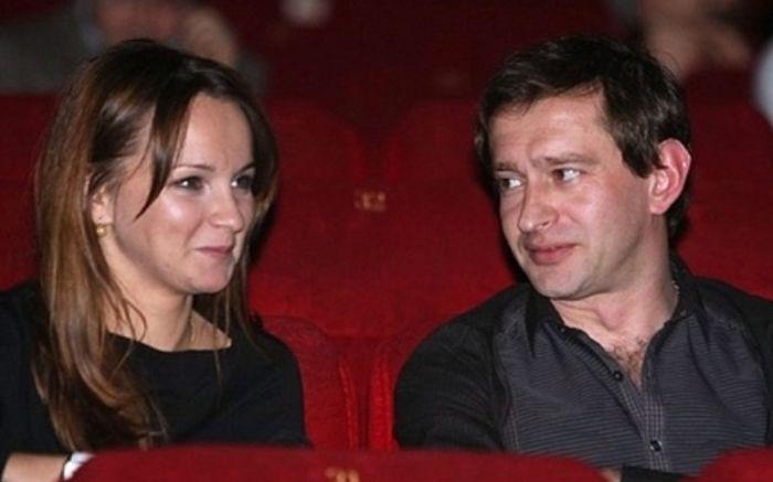 Константин Хабенский и Ольга Литвинова. / Фото: www.gorod.lv