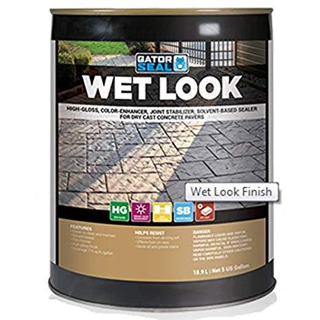 Gator seal wet look price