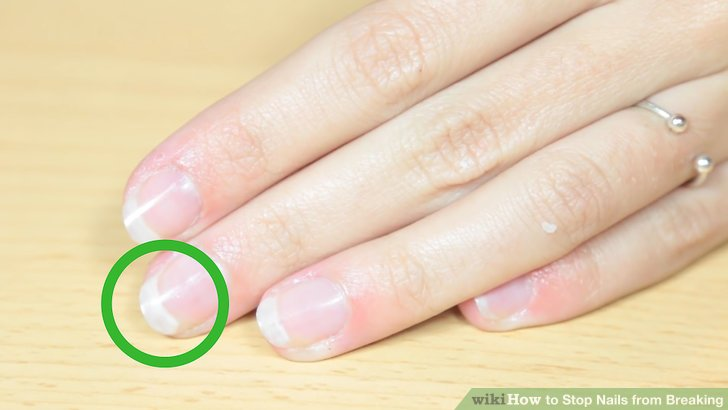 How to stop your nails from flaking