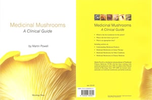 Medicinal Mushrooms by Martin Powell