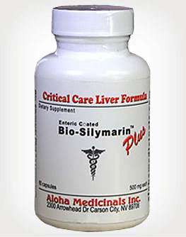 Milk Thistle - Bio-Silymarin Plus