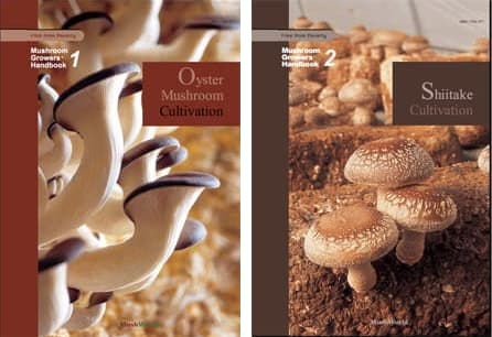Mushroom Growers Handbook 1 and 2