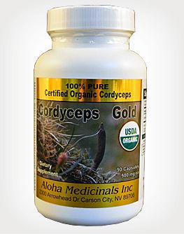 Organic Cordyceps sinensis