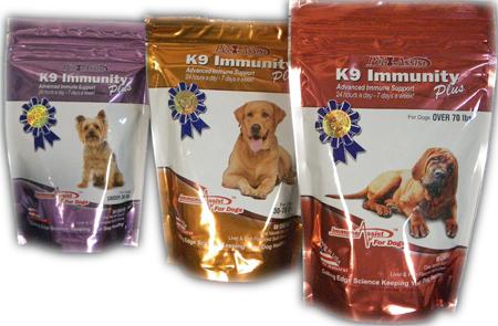 K-9 Immunity Plus
