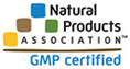 Natural Products Association GMP Certified