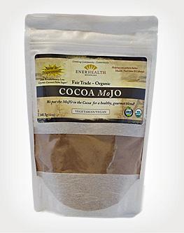 Cocoa Mojo Organic Ganoderma Cocoa Powder