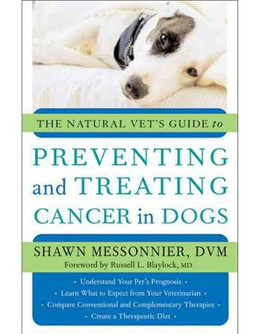 Preventing and Treating Cancer in Pets by Shawn Messonier