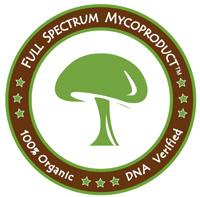 Full Spectrum Mycoproduct - Organic, DNA Verified