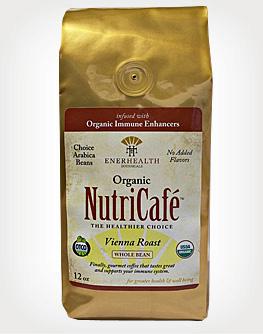 Nutricafe Organic Immune Support Ganoderma Coffee
