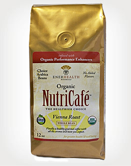 Nutricafe Organic Performance Ganoderma Coffee