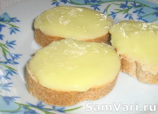 сыр плавленный рецепт