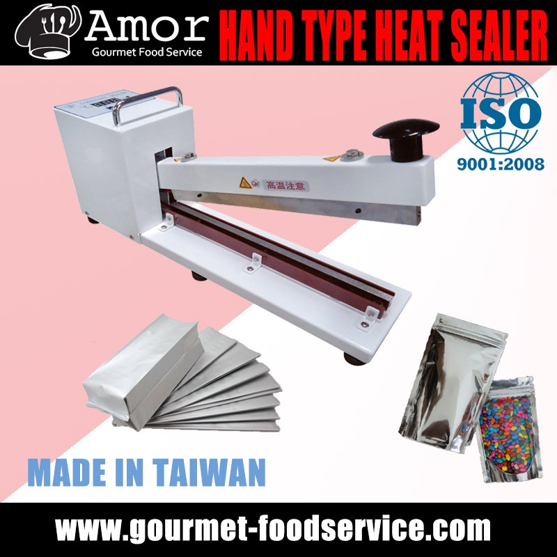 Aluminium foil bag sealer