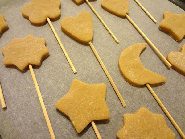 Рецепт медовых пряников