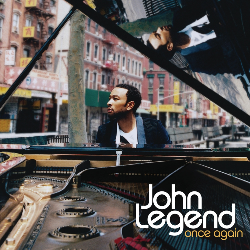 Lyrics for john legend