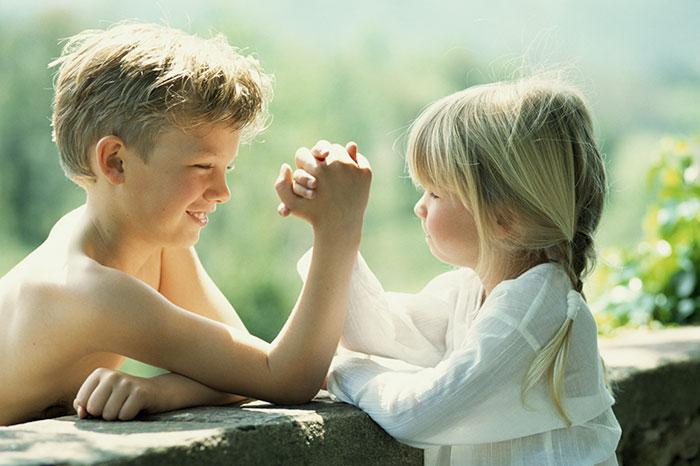 Мальчик и девочка чем отличаются