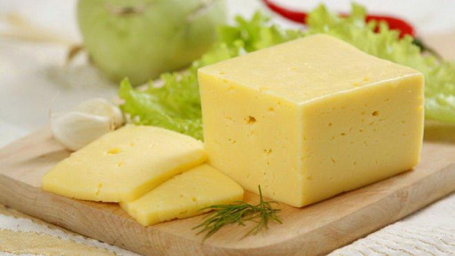 Сыр твердый в домашних условиях