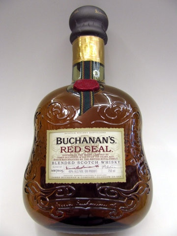 Buchanan's red seal price