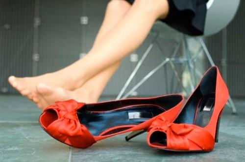 Если обувь мала в длину