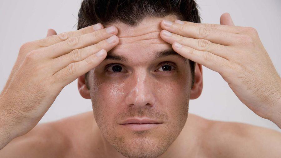 Лицо после крема потеет лицо