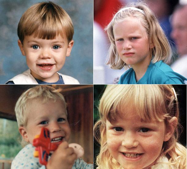 Celebrities child pictures