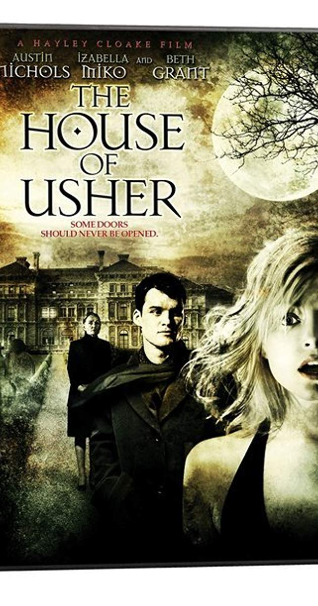 The house of usher 2006 movie