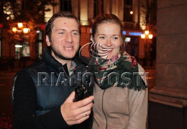 Анна михалкова и резо гигинеишвили