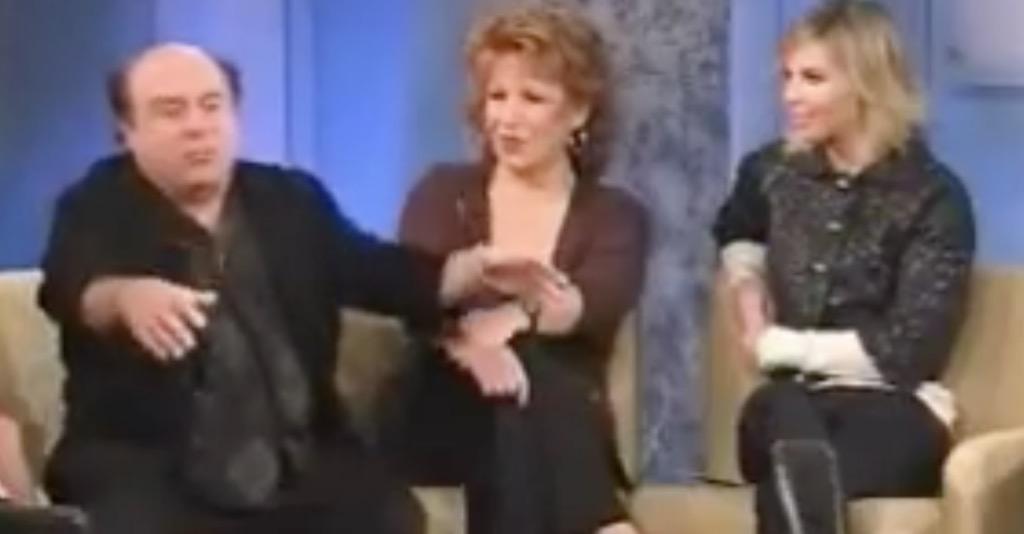 Drunk Danny DeVito Outrageous Celebrity Interview