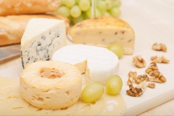 Сыр твердый домашний из творога