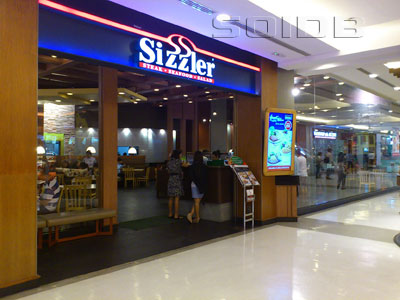 Sizzler central pinklao