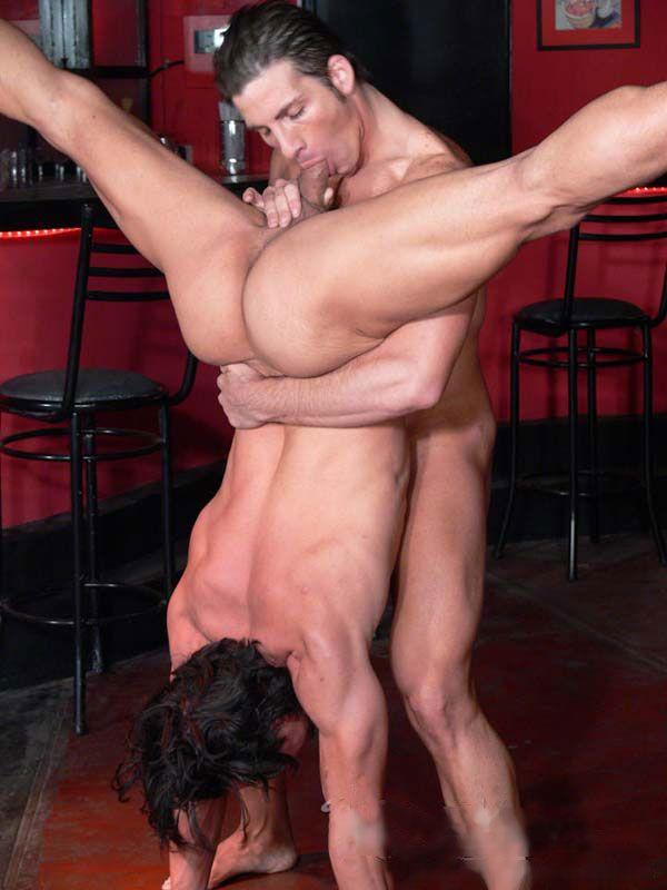 Порно фото геев 33