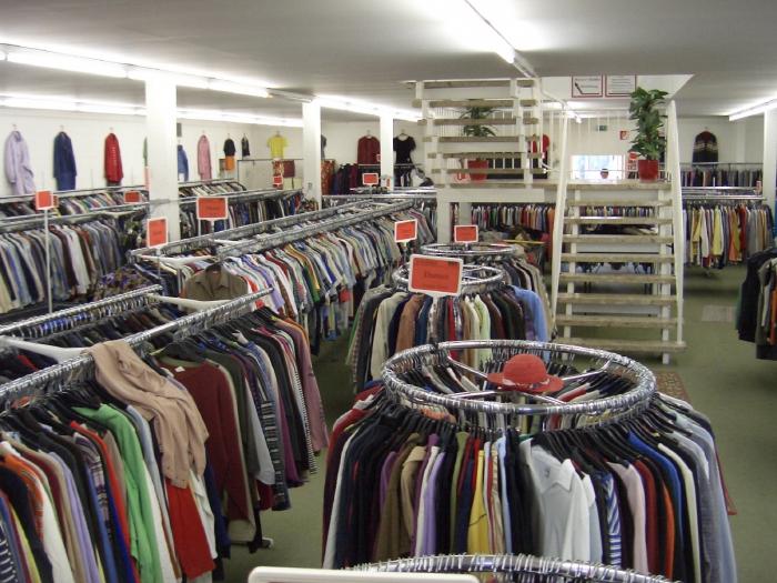 Интернет-магазин одежды секонд-хенд