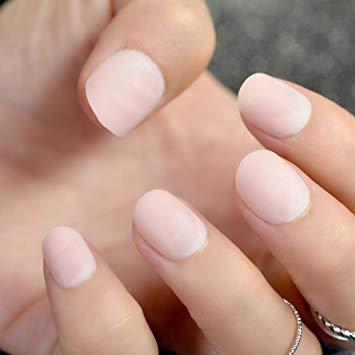 Short artificial nails