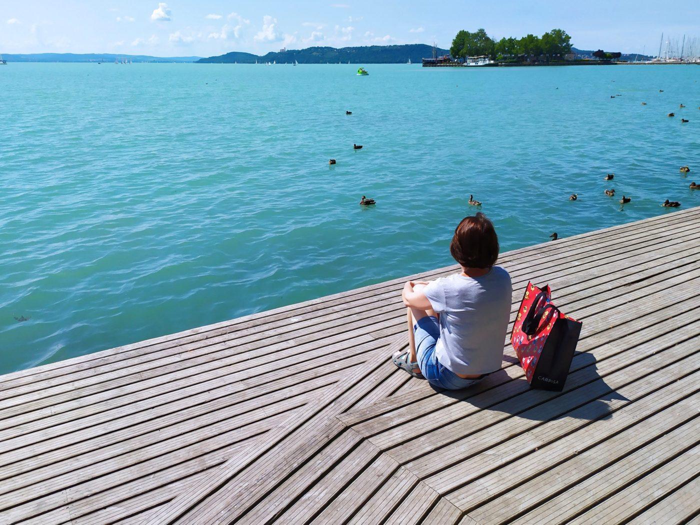 Озеро балатон где