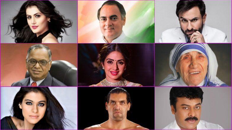 Indian celebrities birthdays in august