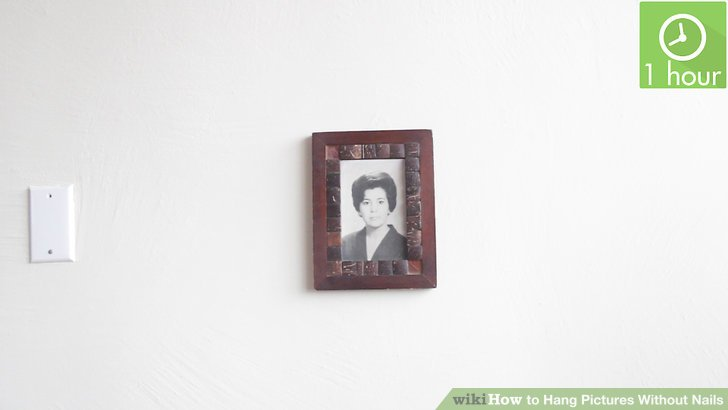 Image titled Hang Pictures Without Nails Step 5