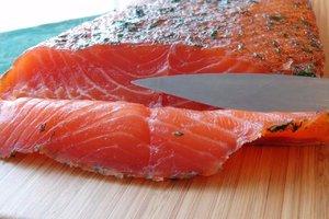 Ем полезно мясо рыбы