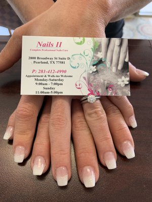 Nails ii pearland tx